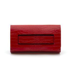 Naiste clutch punane