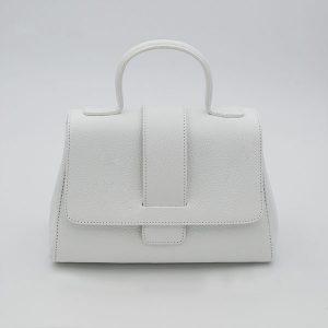 Белая женская сумочка 7NV